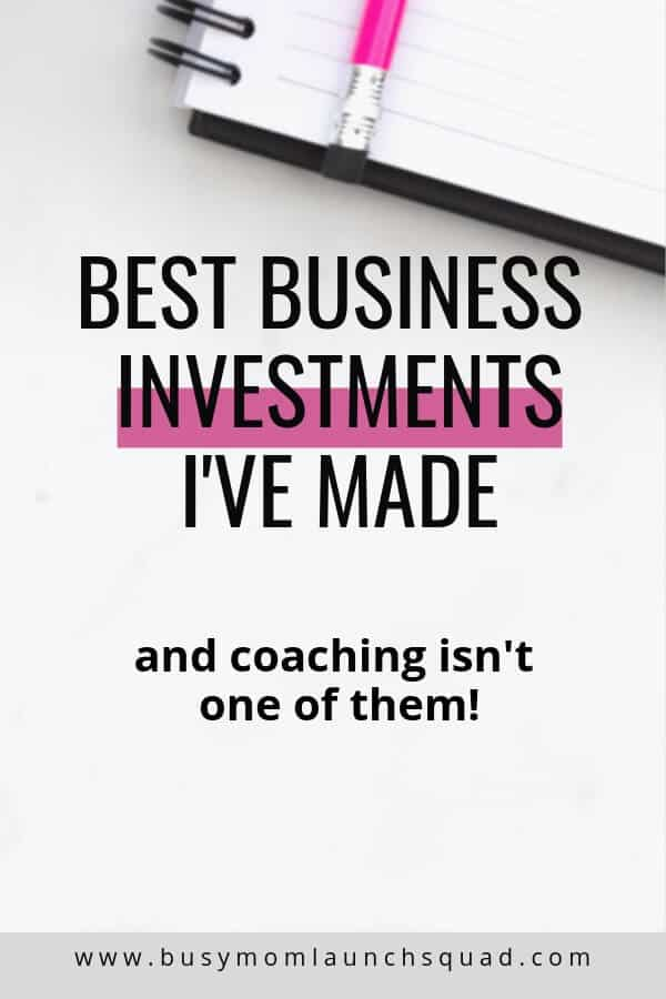 Wondering what tools to invest in for your online business? These 7 tools save me tons of time, money, and frustration! #onlinebiz #bossmom #website