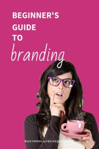 Starting an online business? This post has everything you need to know about branding so you can grow your at home business. #branding #brand #design