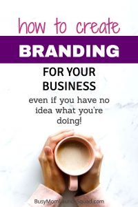 Choosing your brand colors doesn't have to be hard! Learn how to easily create beautiful branding for your business, even if you just started your business.