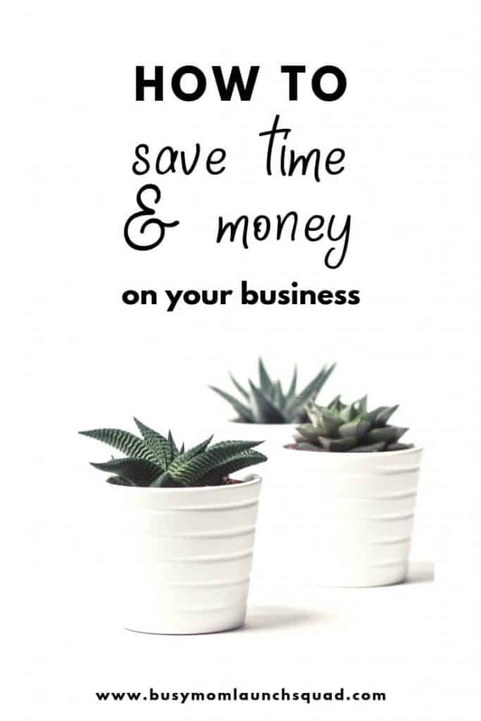Save time and money with these online business tools. Find out the best business investments I made... and coaching wasn't one of them!