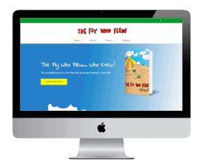 web design for self published authors